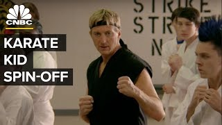'Cobra Kai' Producers: Stunned By 'Karate Kid' Sequel's Success | CNBC