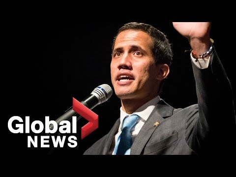 Juan Guaido says Venezuela opposition has delivered first cargo of humanitarian aid