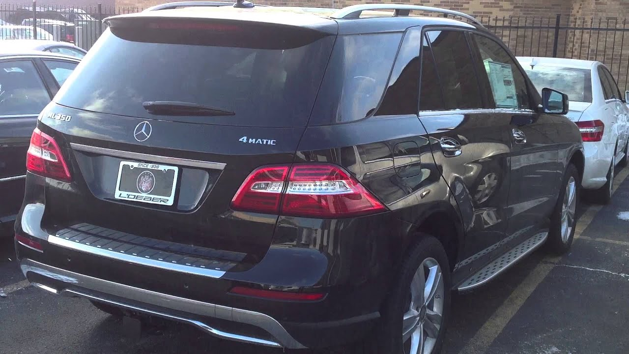 2014 Mercedes Benz Ml350 Loeber Motors Youtube