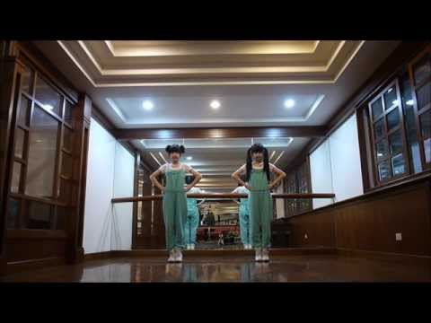 T-ARA Little Apple by Sandy&Mandy (cover)