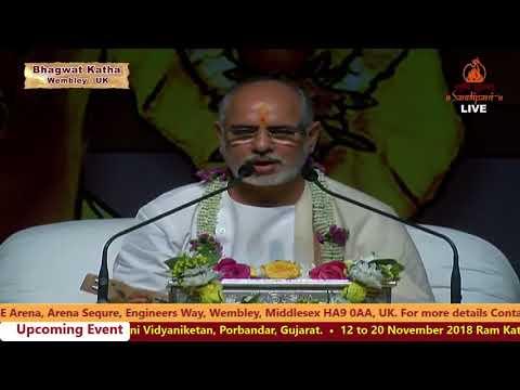 Khamma mara nand ji na lal by Pujya Bhaishri Rameshbhai Oza Ji