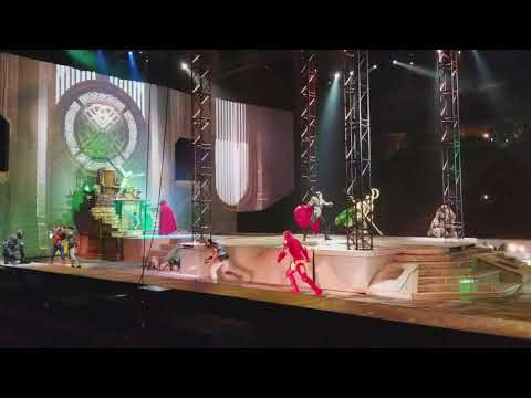 Marvel Universe Live! at Pepsi Center - Final Fight Scene and Finale (08-06-2017)