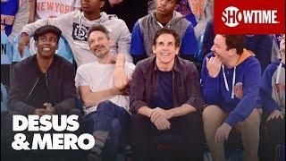 Ben Stiller on Raising a Knicks Fan | DESUS & MERO | SHOWTIME