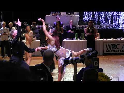 Adult Open Latin Semi Final WDC-AL Aug 2017
