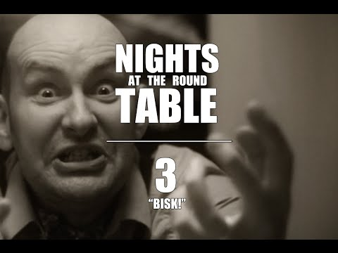 Dungeons and Dragons Comedy - Nights At The Round Table episode 3
