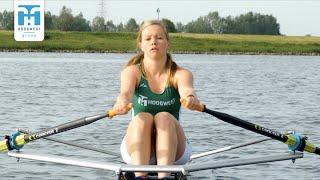 Hoogwegt Group  main sponsor of W.S.R. ARGO, the student rowing club of Wageningen University.