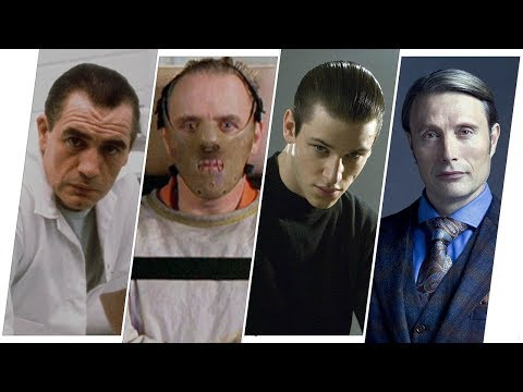 Hannibal Lecter Evolution Movies & TV.