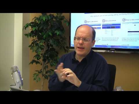 Office 15 Minute Webinar  The Latest Features In The Word Web App Fall, 2013