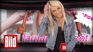 JayJay Jackpot Fake? - Echte Doof-Blondine packt aus (DSDS / Pow / IQ / Interview)