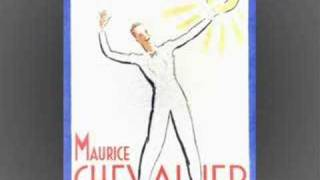 """You Brought a New Kind of Love to Me"" (Maurice Chevalier)"