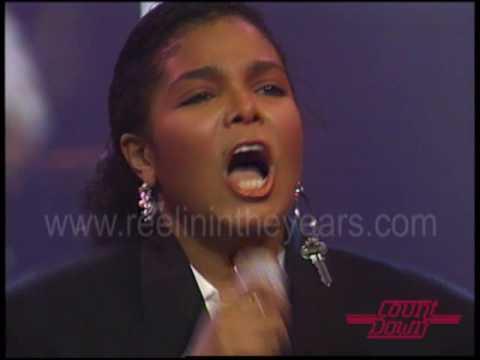 "Janet Jackson- ""Control"" on Countdown 1986"