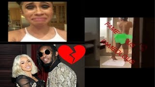 VIDEO LEAKED OF OFFSET CHEATING ON CARDI B SHE THEN FOLLOWS EX TOMMY GEEZ