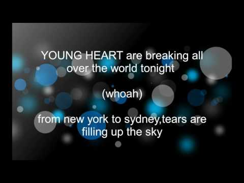 Young Hearts - Em Rossi - LYRIC VIDEO