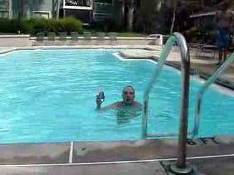 Drinking & Swimming