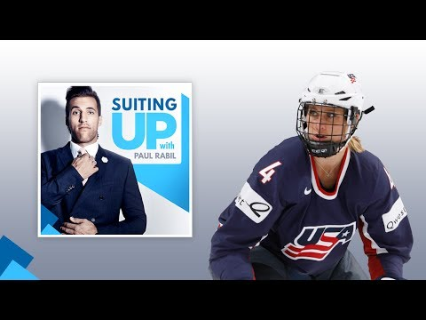 Angela Ruggiero | Suiting Up Podcast EP08