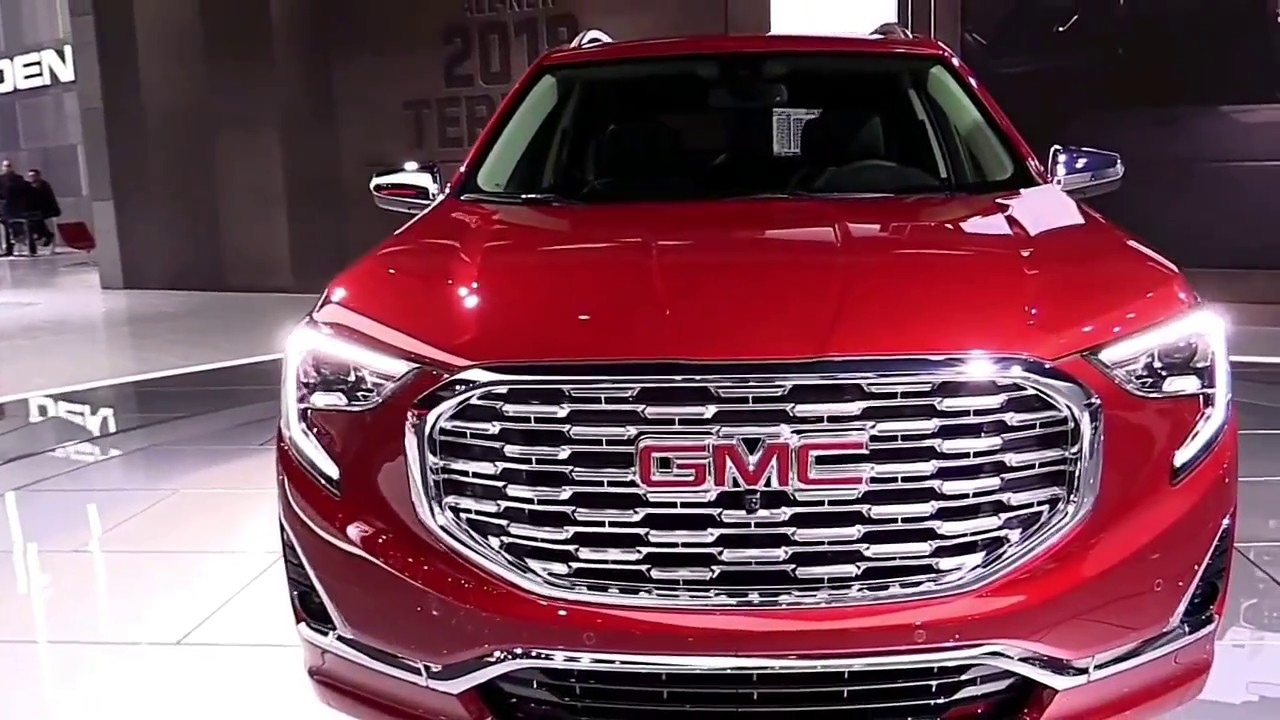 2018 gmc terrain denali interior. fine interior 2018 gmc terrain denali  exterior and interior first impression look  in 4k inside gmc terrain denali interior