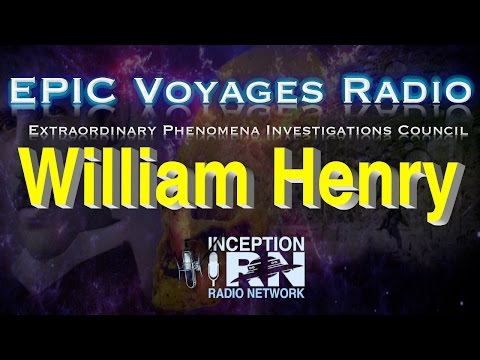 William Henry - InterDimensional ExtraTerrestrial Beings - EPIC Voyagers Radio