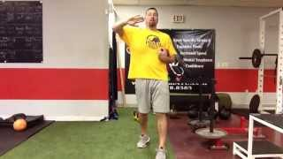 Glide Shot Put - Proper Release and Drills - EliteThrowsCoaching.com