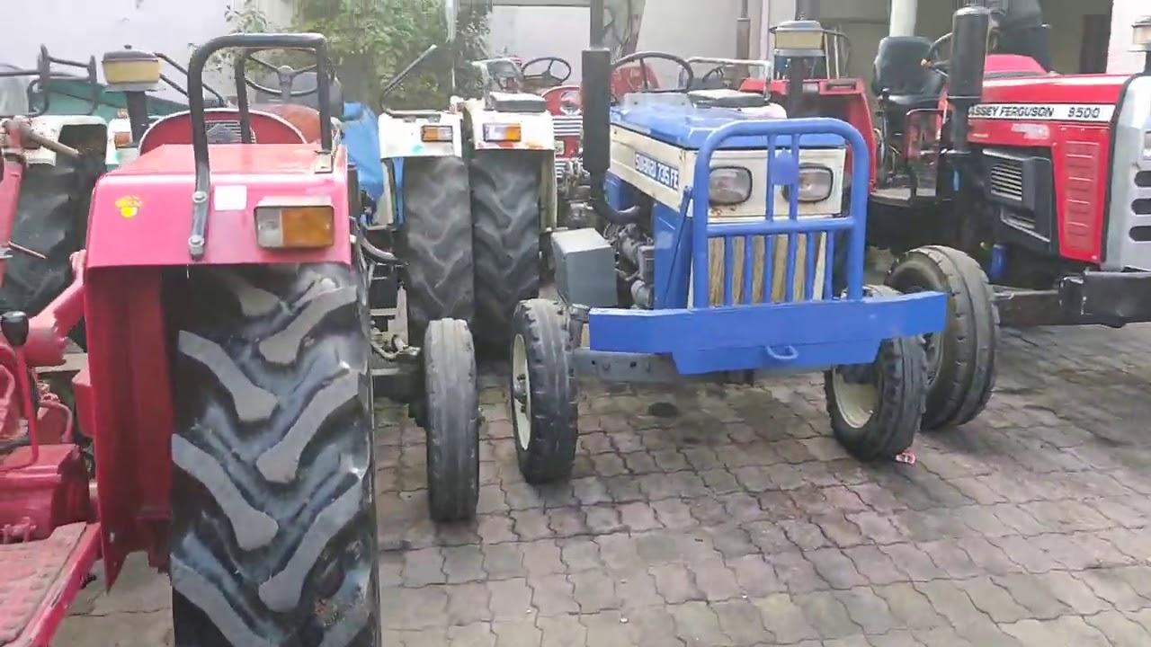 ट्रैक्टर मंडी शामली||NEW VIDEO||। Tractor Mandi Shamli All New Tractors Available Now..Part-207|!!
