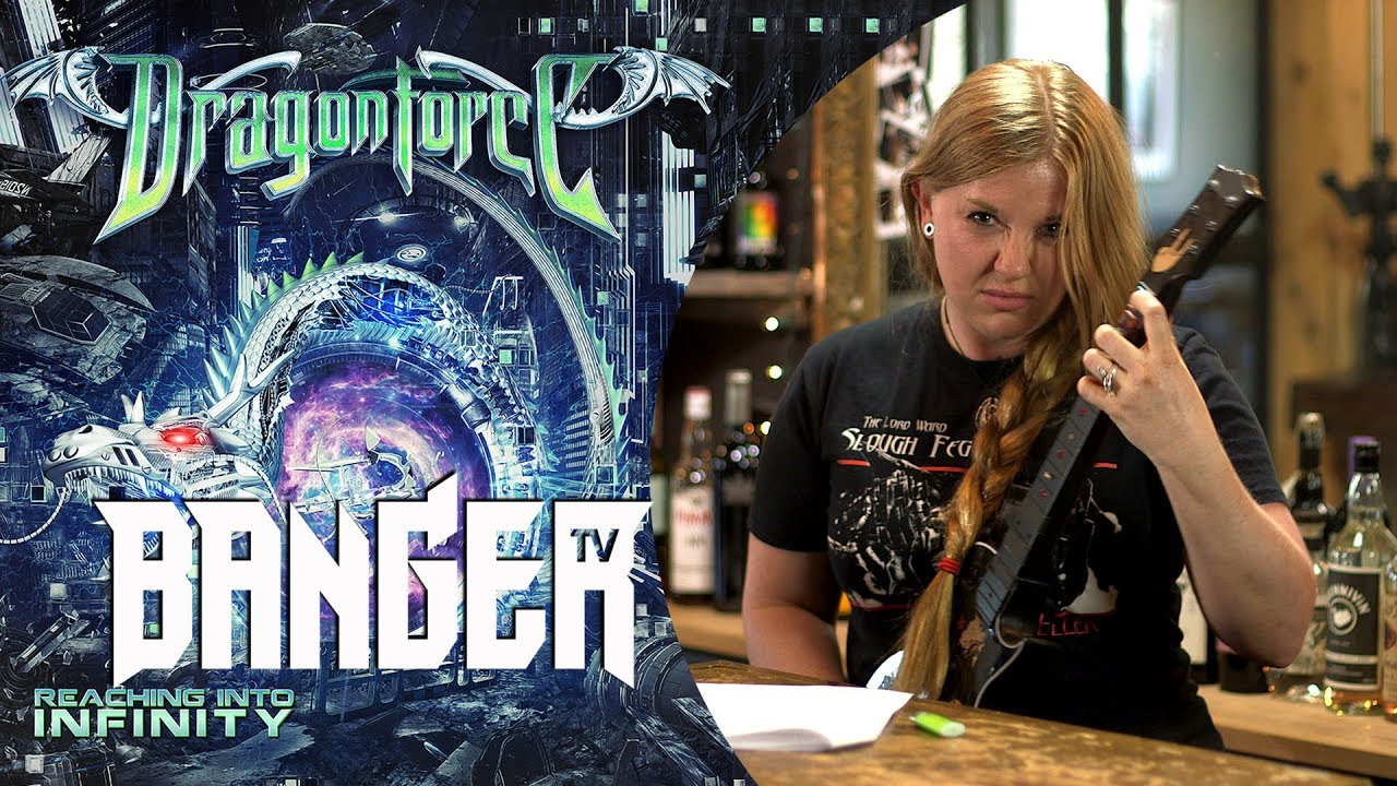 DRAGONFORCE Reaching Into Infinity Album Review | Overkill Reviews episode thumbnail