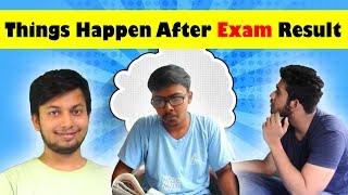 Things Happen After Exam Result | Bengali New Funny Video 2018 | Smart Rascals