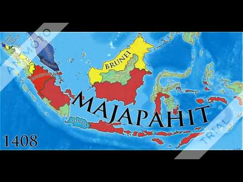 Peta Sejarah Nusantara Dari Singosari Sampai Kolonial