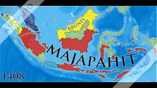 Peta Sejarah Nusantara Dari Singosari sampai Kolonial - Stafaband