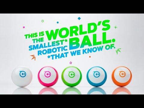 C'è qualcosa di affascinante in una pallina robot: che tu la stia facendo correre in giro per casa, che tu la stia usando per fare scherzi al gatto o che stia giocando con un percorso ad ostacoli reali. Forse è per questo che ho sempre avuto una tale passione per Sphero, l'ormai iconica palla robotica controllata da app, ora in questa divertente versione mini.