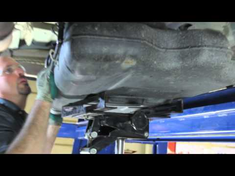 How to Replace a Fuel Pump E7144M on 2001-2003 Chrysler and Dodge Minivans