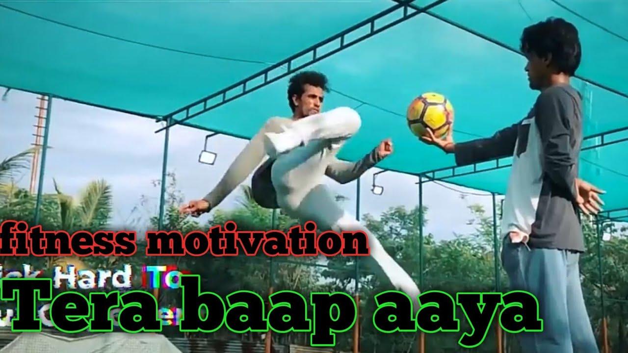 Download tera baap aaya||fitness motivation||Sunny Sagar||motivation video||allu arjun movies