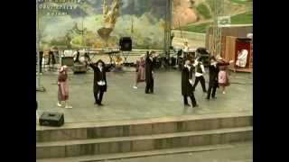 Еврейские народные танцы. Часть 2