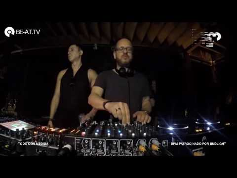 Dubfire b2b Oliver Huntemann @ The BPM Festival 2017