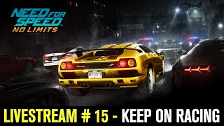Need for Speed No Limits (by EA Games) - iOS/Android - HD LiveStream - Keep On Racing