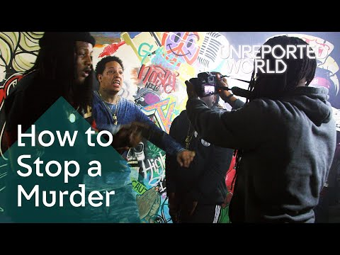 Gangs and guns: stopping Chicagos revenge killings | Unreported World