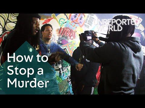 Gangs and guns: stopping Chicago's revenge killings | Unreported World