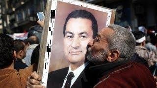 Последний фараон. Президент Египта Хосни Мубарак