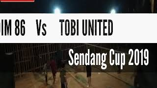 KODIM 86 Vs Tobi United part 1