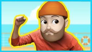 Ben Bir Kaptanım Düt Düt Yaparım - Meslekleri Öğreten Şarkı
