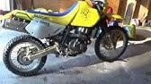 Suzuki DR650 Tips - YouTube