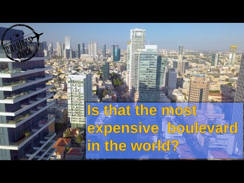 Rothschild Boulevard Tel Aviv שדרות רוטשילד