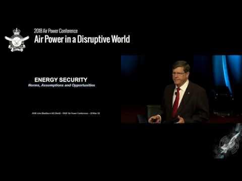 Energy Security: Norms and Alternatives - John Blackburn