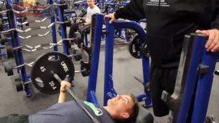 Atlantis Flat Bench Press