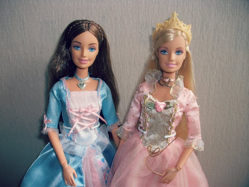 Barbie the Princess and the Pauper - Erika and Annelies ...