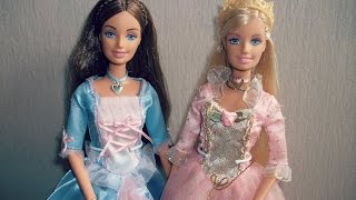 Barbie the Princess and the Pauper - Erika and Annelies - Singing Doll (French)