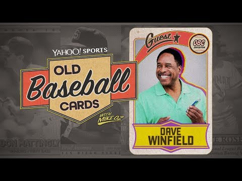 Dave Winfield Talks About the Time He Fought Nolan Ryan | Old Baseball Cards