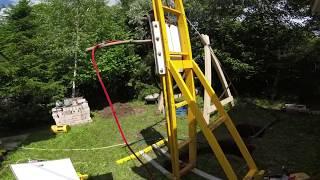 Абиссинский колодец 30 метров. Разведка. Abyssinian well.