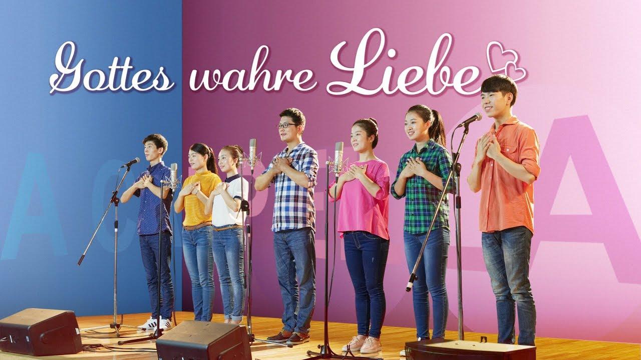 "Lobpreis Lieder ""Gottes wahre Liebe"" | A Cappella"