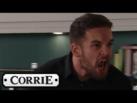 Coronation Street  - Ali's Rage Terrifies Michelle
