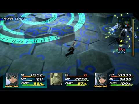 Star Ocean 3 Till the End of Time Boss Gabriel Celesta [4D-MODE] pcsx2