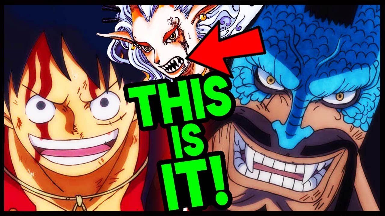 Luffy vs Kaido for the FINAL Time! We were WRONG about Yamato's Devil Fruit! One Piece